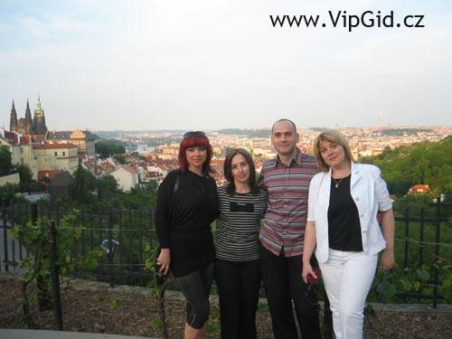 Экскурсии в Праге с Любовью Полевой