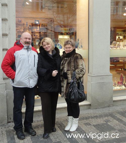 гид в Чехии Люба Полевая