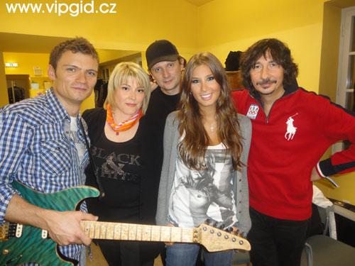 A`Studio (также А-Студио, A`STUDIO) — казахстанско-российская музыкальная поп- группа